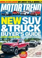 Motor Trend Magazine 10/1/2017