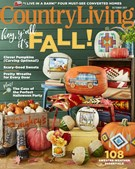 Country Living Magazine 10/1/2017