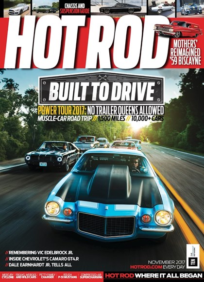 Hot Rod Cover - 11/1/2017