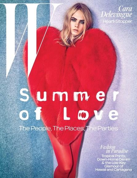 W Cover - 6/1/2016