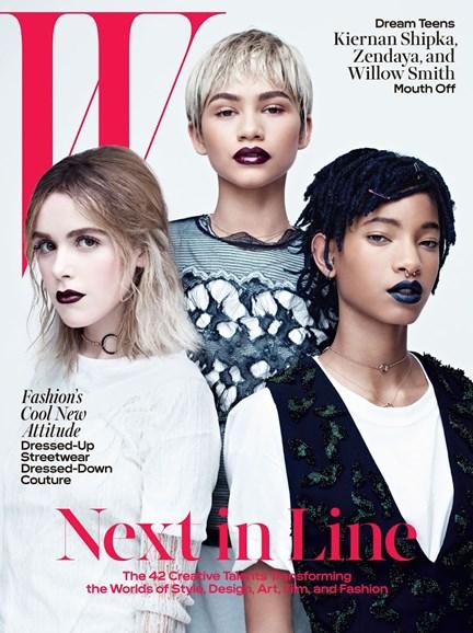 W Cover - 4/1/2016