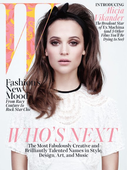 W Cover - 4/1/2015