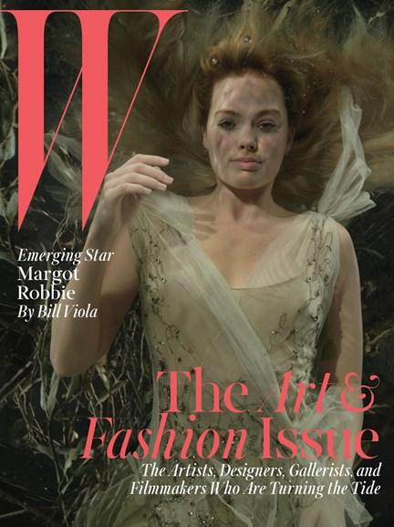 W Cover - 12/1/2014