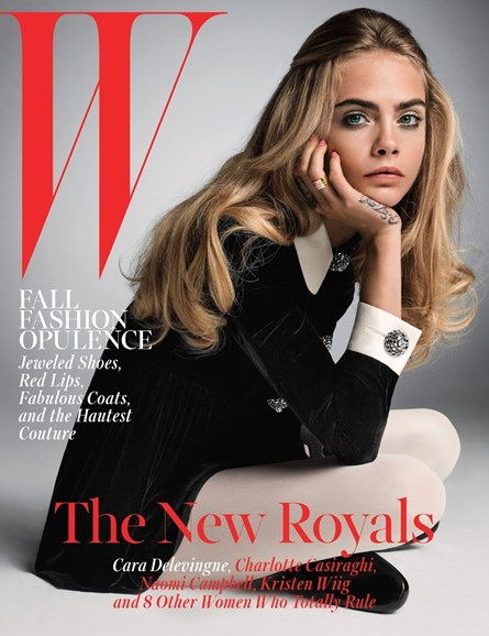 W Cover - 10/1/2014