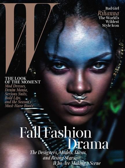 W Cover - 9/1/2014