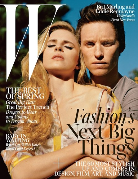 W Cover - 4/1/2013