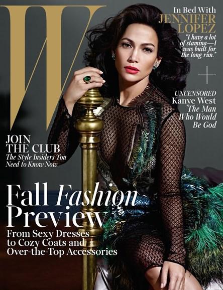 W Cover - 8/1/2013