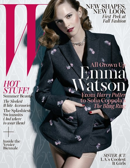 W Cover - 6/1/2013