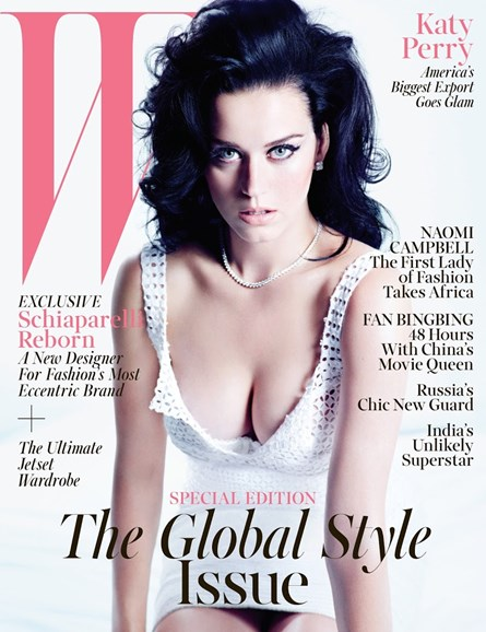 W Cover - 11/1/2013