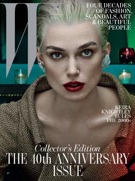 W Cover - 11/1/2012