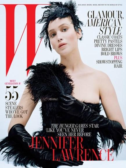 W Cover - 10/1/2012