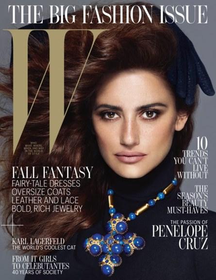 W Cover - 9/1/2012