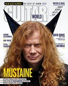 Guitar World (non-disc) Magazine 4/1/2016