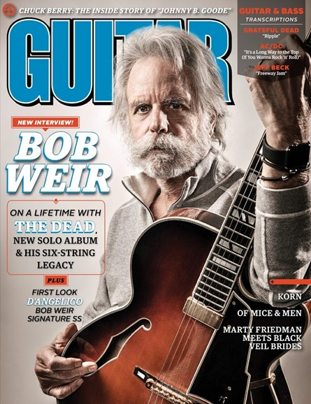 Guitar World Cover - 12/1/2016