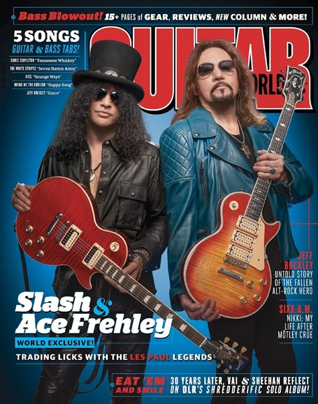 Guitar World Cover - 6/1/2016
