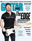 Guitar World (non-disc) Magazine 10/1/2016