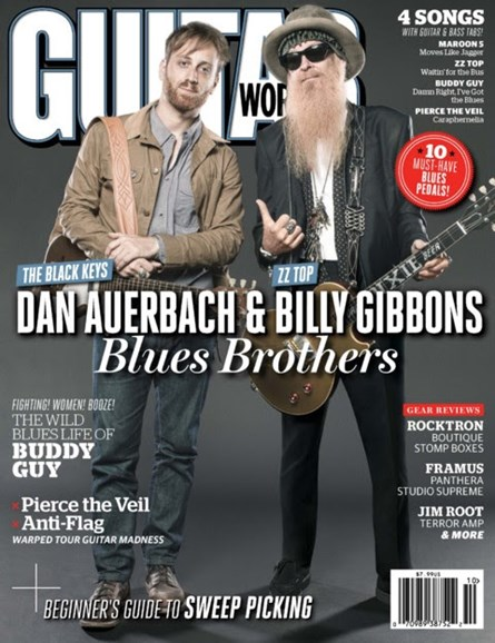 Guitar World Cover - 10/1/2012