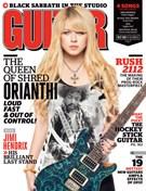 Guitar World (non-disc) Magazine 4/1/2013