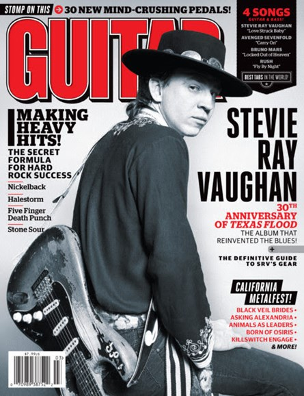 Guitar World Cover - 3/1/2013