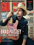 Guitar World (non-disc) Magazine 5/1/2013