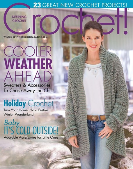 Crochet! Cover - 12/1/2017