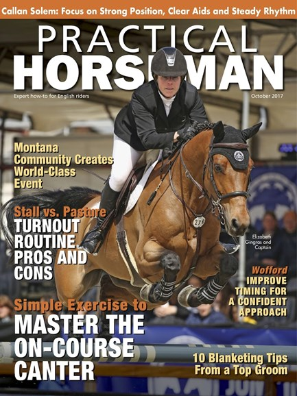 Practical Horseman Cover - 10/1/2017