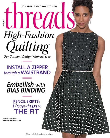 Threads Cover - 6/1/2017