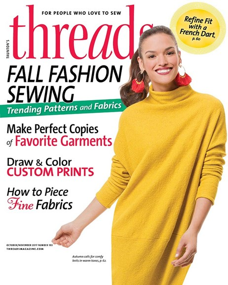 Threads Cover - 10/1/2017