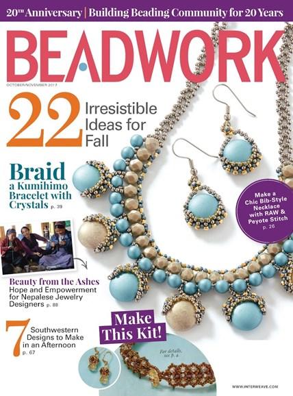 Beadwork Cover - 10/1/2017