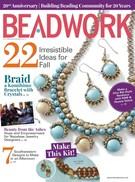 Beadwork Magazine 10/1/2017