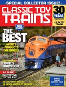 Classic Toy Trains Magazine 11/1/2017