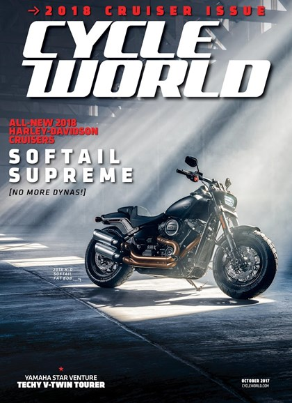 Cycle World Cover - 10/1/2017