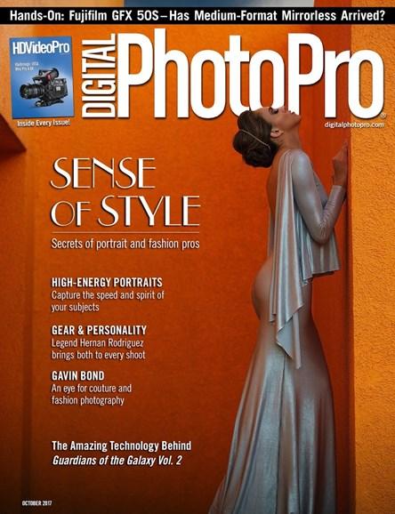 Digital Photo Pro Cover - 9/1/2017