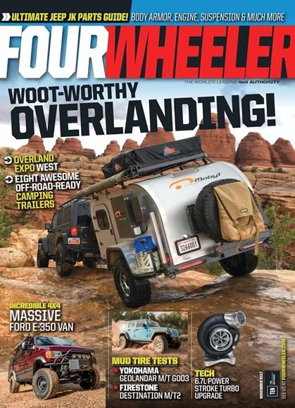 Four Wheeler Cover - 11/1/2017