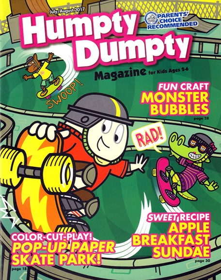 Humpty Dumpty Cover - 7/1/2017