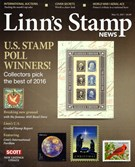 Linn's Stamp Monthly 5/15/2017