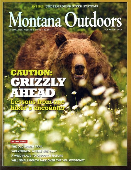 Montana Outdoors Cover - 7/1/2017