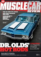 Muscle Car Review Magazine 9/1/2017