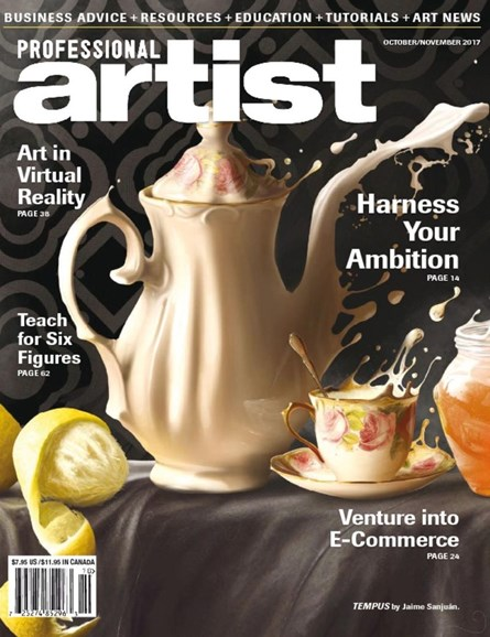 Professional Artist Cover - 10/1/2017