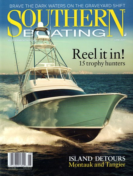 Southern Boating Cover - 6/1/2017