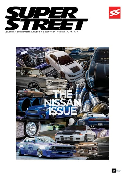 Super Street Cover - 11/1/2017