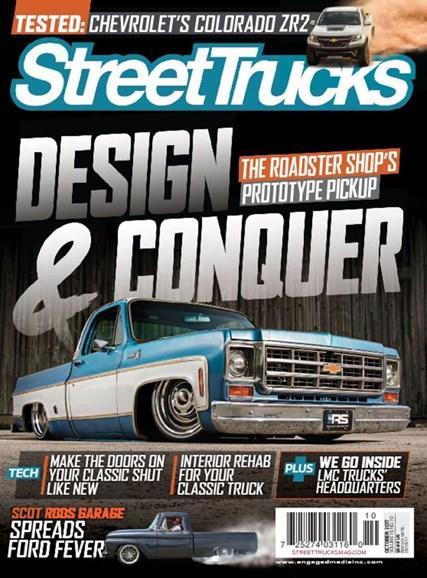 Street Trucks Cover - 10/1/2017