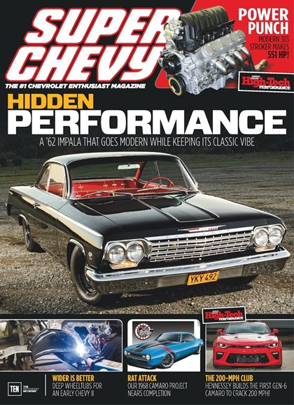 Super Chevy Cover - 11/1/2017