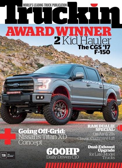 Truckin' Cover - 9/5/2017