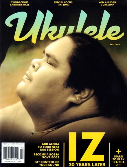 Ukulele Cover - 9/1/2017