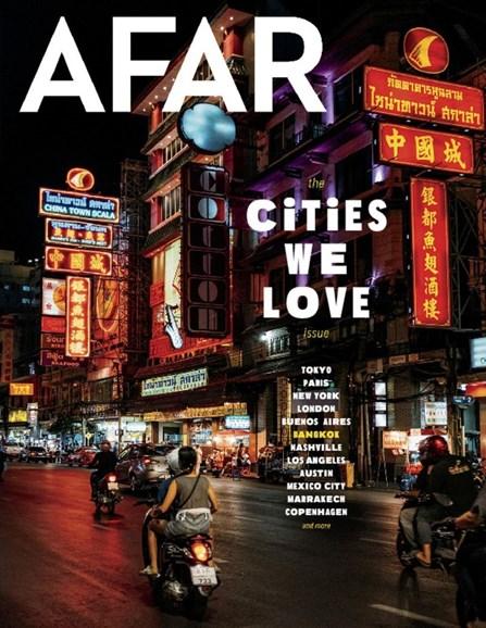 AFAR Cover - 9/1/2017