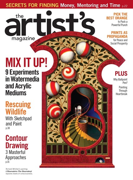 Artists Cover - 10/1/2017