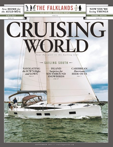 Cruising World Cover - 8/1/2017