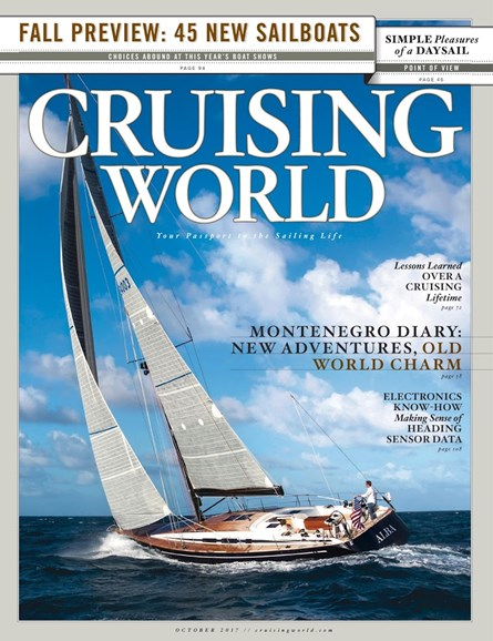 Cruising World Cover - 10/1/2017