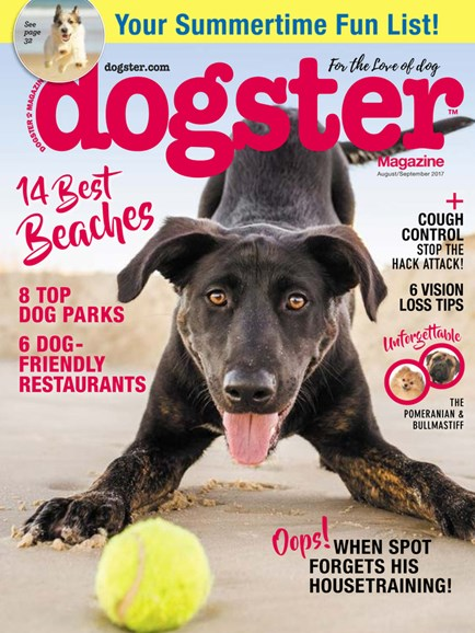 Dogster Cover - 8/1/2017